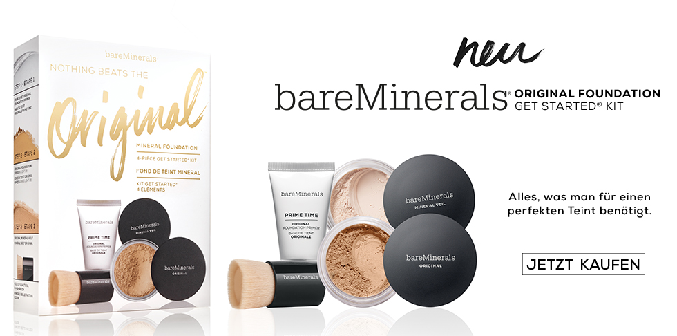 bareminerals GSK get started kit medium beige set starterset einstiegsset