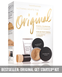 bareMinerals GSK get started kit set starterset preisvorteil original foundation makeup bestseller