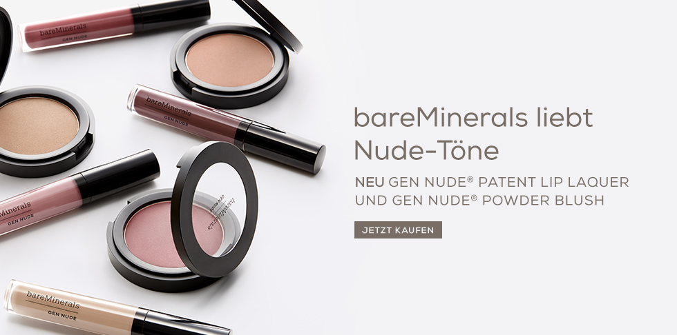 bareMinerals lips nude rouge blush lips lip laquer rose rosa neu